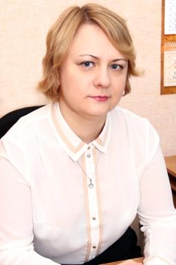 Кашаева Наталия Павловна